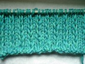 Rundschal stricken